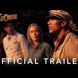 """Disney's Jungle Cruise (2021) - Movie with Dwayne """"The Rock"""" Johnson and Emily Blunt"""